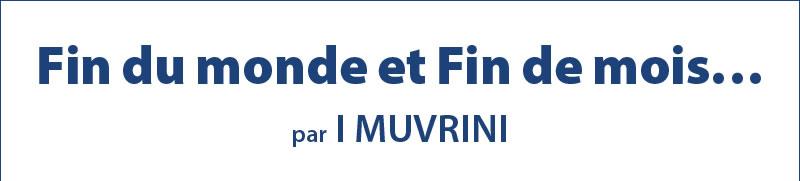 Fin du monde et fin de mois - I Muvrini - Édit radio